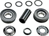 Fiction Savage American Bottom Bracket 19mm Black