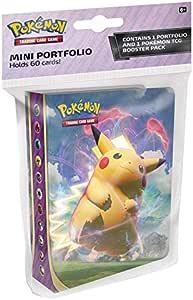 Pack SEALED Mini Portfolio SWSH Darkness Ablaze Album Fits 60 Pokemon Cards