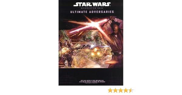 Star Wars Ultimate Adversaries Pdf