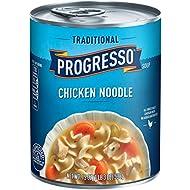 Progresso Soup, Traditional, Chicken Noodle Soup, 19 oz Can