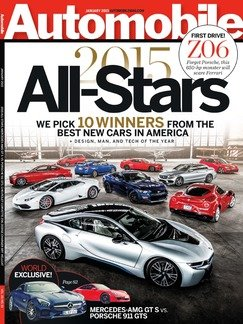 Download Automobile Magazine January 2015 - All-Stars 2015 Best New Cars in America pdf