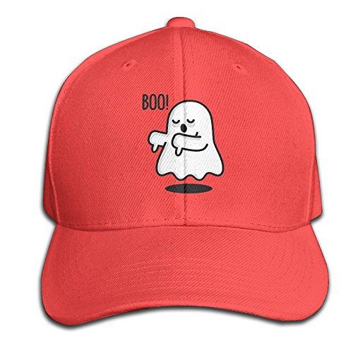 Ghost Boo Dad Hat Baseball Cap Peaked Trucker Hats for Women -