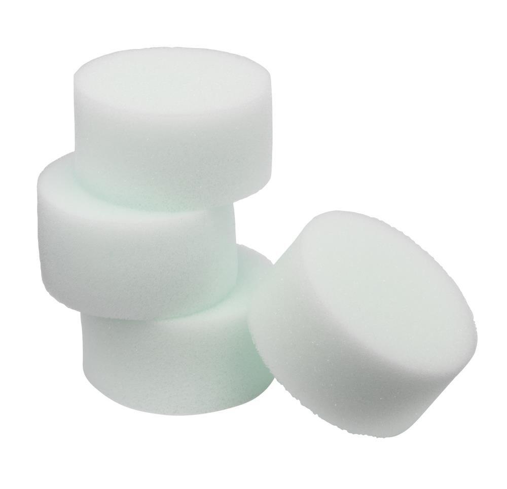 Snazaroo Schmink feinporige Schwämmchen, 4 Stück 4 Stück 1198020
