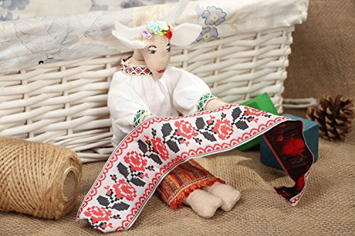 Soft Doll In National Costume (National Costume)