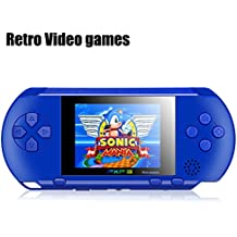 "Handheld Video Game Console,2.7"" LCD Screen PXP3 Slim 16Bit Portable Retro Game Player Bulit in 150 Games"