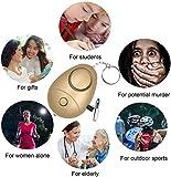 KOSIN Safe Sound Personal Alarm, 6 Pack 140DB