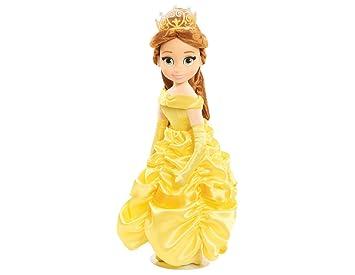 JP Princess Dolls Peluche de Princesa Bella de Disney, de Felpa