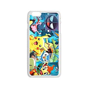Lovely Pokemon Cell Phone Case for Iphone 6 by mcsharks