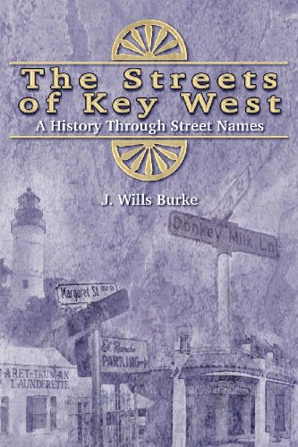 The Streets of Key West: A History Through Street - Map Key West Of Street Duval
