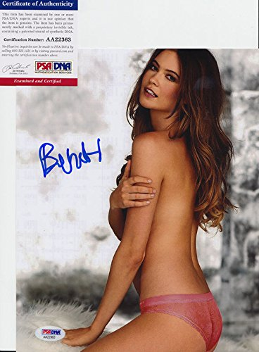 Behati Prinsloo Signed Autograph 8X10 Photo Psa Dna Coa  1
