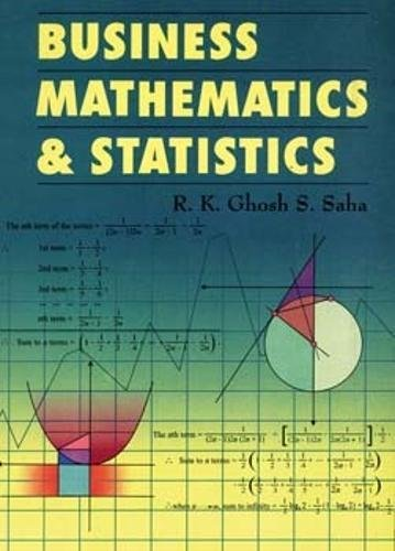 Download Business Mathematics and Statistics pdf