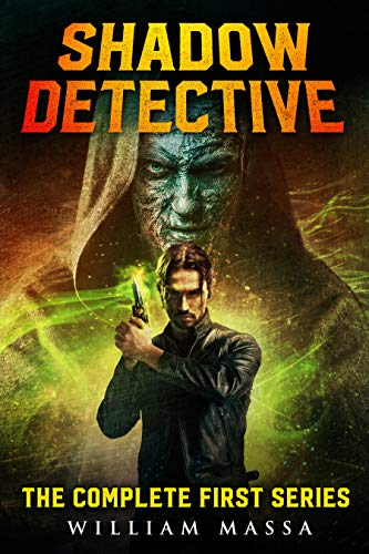 Shadow Detective Books 1-9: The Complete First Series Box Set by [Massa, William]