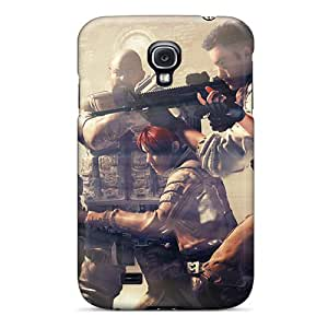 High-quality Durable Protection Case For Galaxy S4(biohazard Operation Raccoon City)