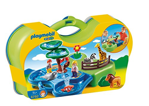 PLAYMOBIL Take Along Zoo & Aquarium