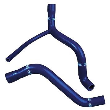 samco Sport TCS 393/C Blue samco Turbo de Juego para 110 2.5 86 de (Sistema de refrigeración), 2 piezas: Amazon.es: Coche y moto