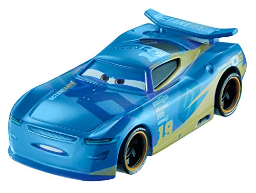 Disney/Pixar CARS 3 - Details & Downloadable Activity Sheets #Cars3 - Disney/Pixar Cars Die-Cast Next Gen Octane Gain #19 Carlos Racer Vehicle