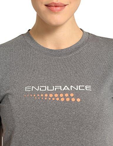 Ultrasport Damen Shirt Laufshirt Endurance Kurzarm dunkel grau *NEU Größe 40