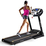 Ancheer Folding Electric Treadmill For Sale