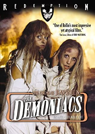 Amazon com: The Demoniacs (Unrated Extended Cut) by Kino
