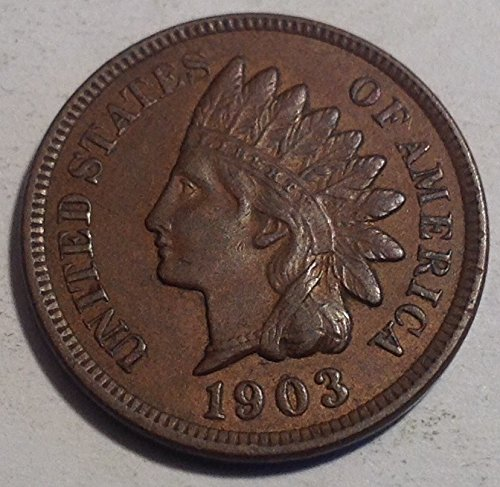 1903 Indian Head Penny Value