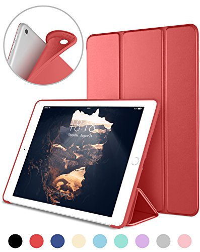 DTTO New iPad 9.7 Inch 2018 / 2017 Case, Ultra Slim Lightwei