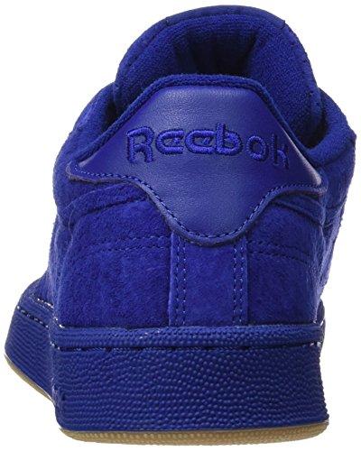 Chaussures 85 White De Bleu Reebok gum Hommes Club Sg Cobalt C deep Gymnastique YYP4wqr