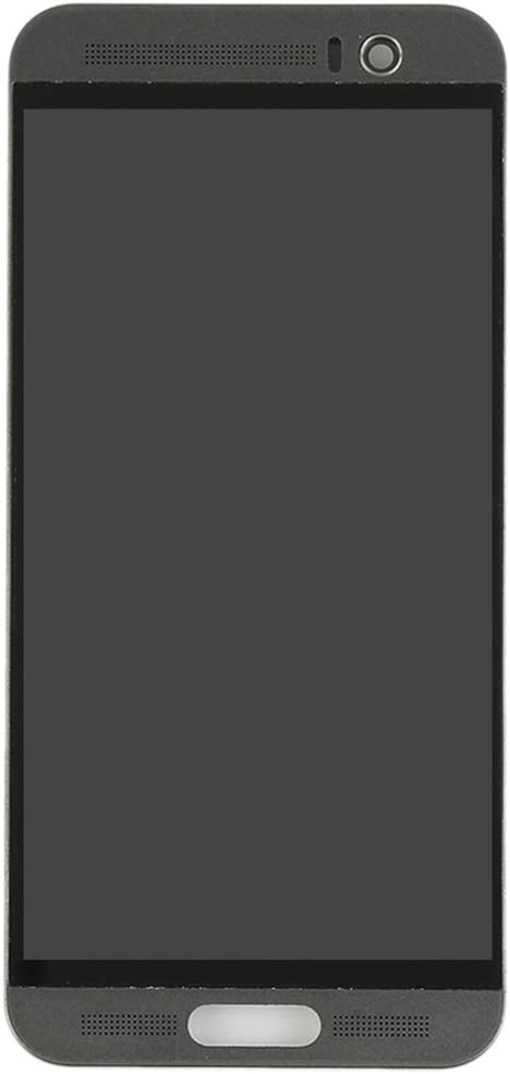 Color : Black LIYUNSHU LCD Screen and Digitizer Full Assembly with Frame for HTC One M9+ M9 Plus Black