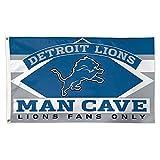 Reddingtonflags NFL Teams Man CAVE Flag 3x5ft