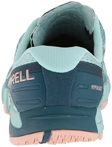 Flex SS18 E Laufschuhe Mesh Trail Women's Bare Merrell Türkis Access Eq8wAS
