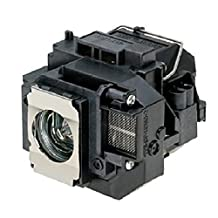 SHIPS FROM CANADA - NO DUTY SHIPPING - Amazing Lamps ELPLP55 / V13H010L55 Replacement Lamp in Housing for Epson Projectors