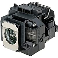 Amazing Lamps ELPLP55 / V13H010L55 Replacement Lamp in Housing for Epson Projectors