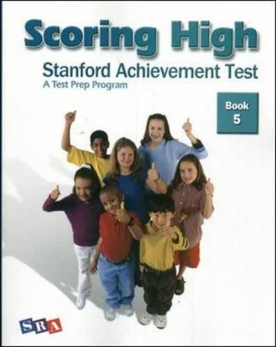 Scoring High: Stanford Achievement Test. Book 5
