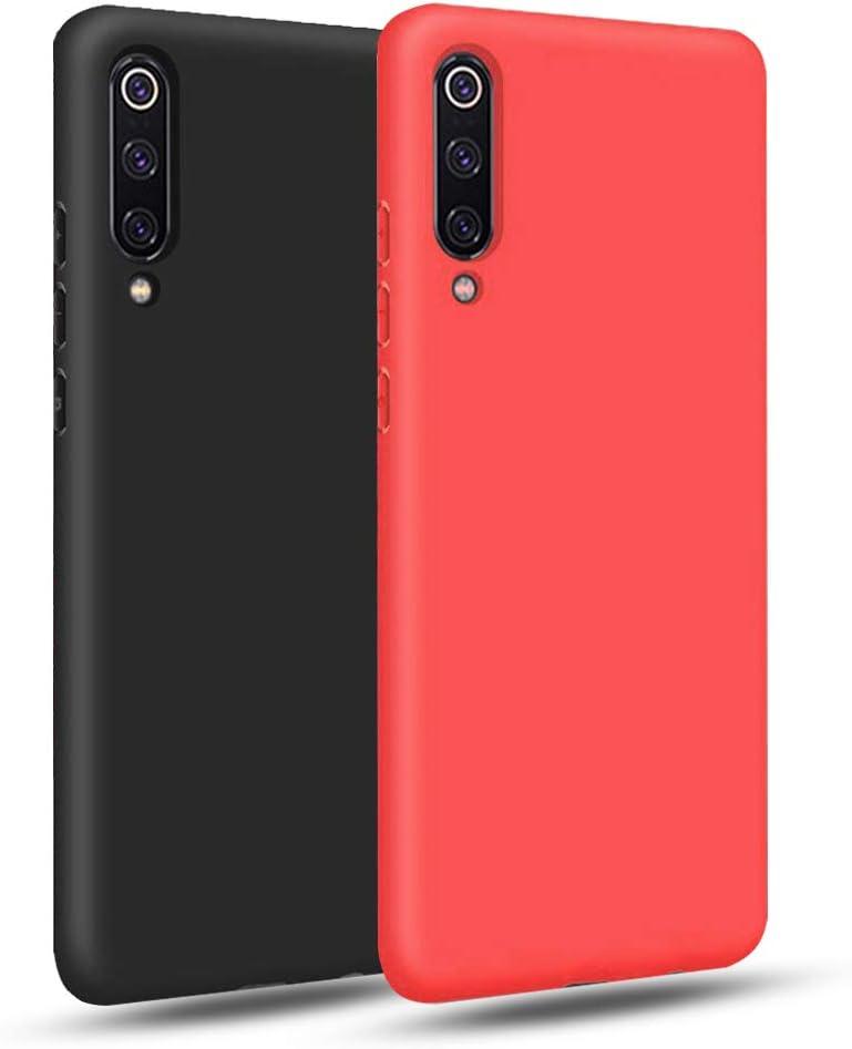 EuCase 2X Funda para Samsung A90 Silicona Carcasa Samsung A90 ...