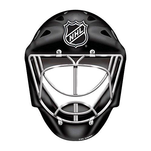 NHL Ice Time Paper Helmet Masks 8 (Nhl Costume)