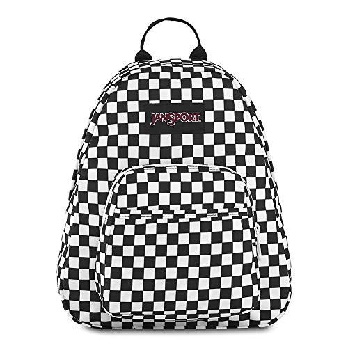 JanSport Half Pint Mini Backpack - Ideal Day Bag for Travel & Sightseeing | Finish Life Flag Print