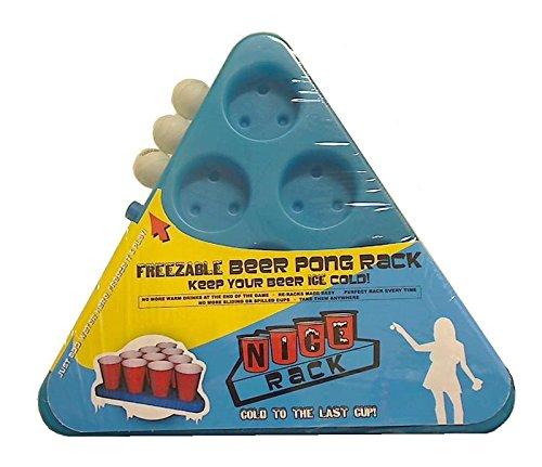 N-ice Rack Freezable Beer Pong ()