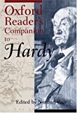 Oxford Reader's Companion to Hardy, , 0198600747