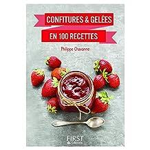 Le Petit livre de - Confitures & gelées en 100 recettes (French Edition)