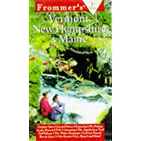 Frommer's Vermont New Hampshire & Maine