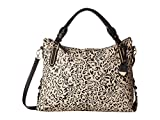 Jessica Simpson Ryanne Top Zip Tote, Leopard | amazon.com