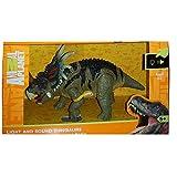 Animal Planet Light and Sound Dinosaur - Styracosaurus