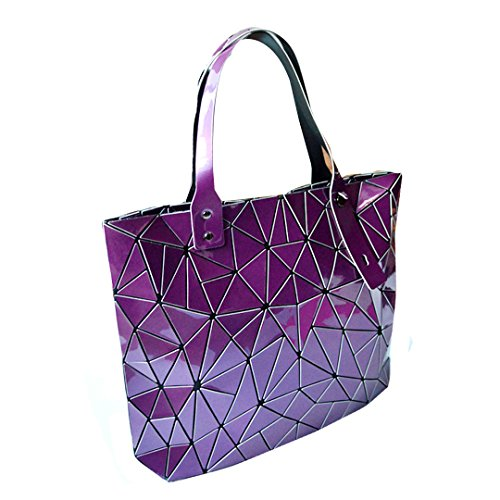 26x17 femme Sac gris cm argenté Purple124 Meliya Gris wUXS5xd5q