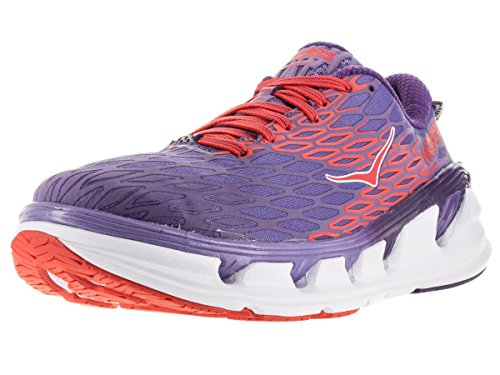 Hoka One One W Vanquish 2 Frensh Blue Blue Atoll Corsican Blue/Poppy Red