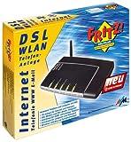 AVM FRITZ!Box Fon WLAN 7050 - Wireless router - ISDN/DSL - 802.11b/g - VoIP phone adapter - desktop