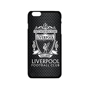 Liverpool Football Club Black iPhone plus 6 case