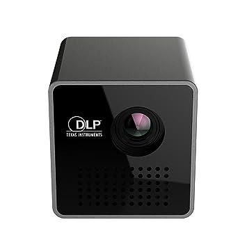 DLP Ultra Mini Portable P1 Full HD 1080P 3D LED Mini: Amazon.in ...