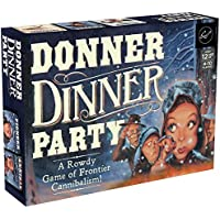 Chronicle Books Donner Dinner Party: A Rowdy Game of Frontier Cannibalism