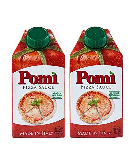 Sauce Marinara Pomi (Pomi Pizza Sauce, 17.64 Oz - 2 Pack)