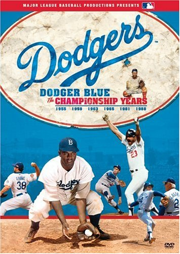 Mlb 2005 Series - Dodgers - Dodger Blue - The Championship Years