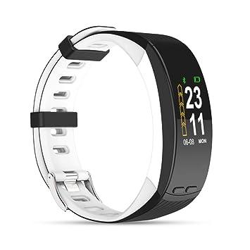 TNUGF montre connectée Bracelet intelligent GPS bracelet de vélo de course à pied en plein air
